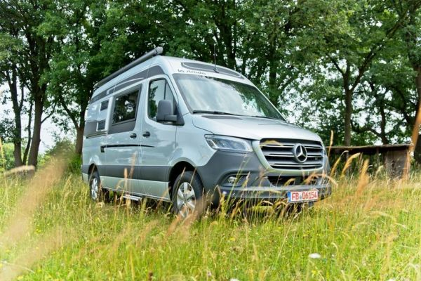 Новият Mercedes-Benz Sprinter като кемпер