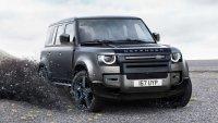 Land Rover ще предложи конкурент на Mercedes-AMG G63