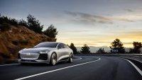 Audi A6 E-Tron излиза през 2023 година
