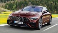 Mercedes-AMG GT 4-Door Coupe – повече лукс и нови настройки на окачването