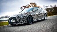 Вижте новото BMW i4 в действие