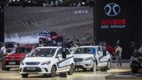 Още един голям китайски акционер в Daimler