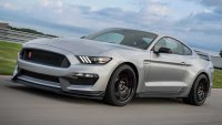 Ford обнови Mustang Shelby GT350R