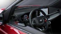 Fiat показа интериора на малък кросоувър