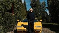 Дизайнерът на оригиналното Lamborghini Countach не хареса наследника му