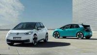 Volkswagen предаде на клиентите си над 14 000 бройки от ID.3