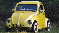 Автомонтьор си направи Volkswagen Beetle по снимки