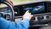 Как работи новото E-ABC окачване на Mercedes