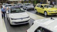 Volkswagen отчете исторически минимум на производство
