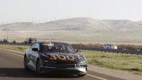 Конкурент на Tesla Model S мина 640 км без дозареждане