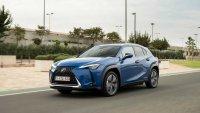 Първият електромобил на Lexus стъпи в Европа
