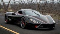 Вижте какво предлага хиперавтомобил за 1 милион долара