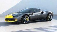 Ferrari представи кола с рекордна литрова мощност