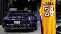 Тунинг-ателие отдаде почит на баскетболна легенда със специално Porsche 911