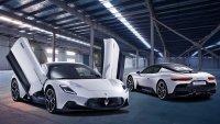 Суперколата на Maserati показа колко е бърза