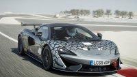 Контрабанден McLaren 620R не успя да мине за Porsche