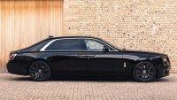Новият Rolls-Royce Ghost ще получи бунтарска версия