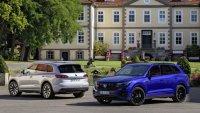 Volkswagen стартира продажбите на двe хибридни версии на Touareg