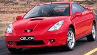 Toyota Celica се завръща в нов формат?