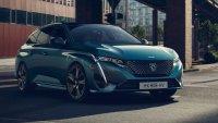 Новото Peugeot 308 се превърна в комби