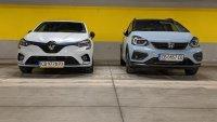 Хибридна война: Renault Clio E-Tech срещу Honda Jazz Crosstar