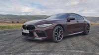 Осем по Рихтер: тестваме новото BMW M8