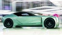 """Rolls-Royce пропуска хибридите и """"скача"""" директно при електромобилите"""