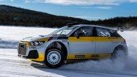 Наследникът на Audi Quattro получи 263 коня и легендарни цветове