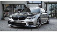 """BMW M5 отговори на """"Ракетата"""" на Brabus"""