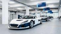 Porsche ще инвестира до 150 млн. евро в Rimac