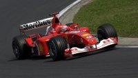 Шампионски болид на Шумахер излиза на търг