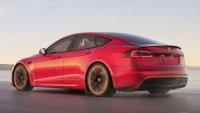 Ето как Tesla Model S ускорява до 97 км/ч за 1,99 секунди