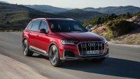 Audi Q7 претърпя козметични промени