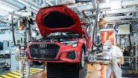 Audi пусна в отпуск 10 000 служители