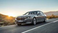 BMW работи върху електрическо i7