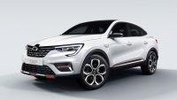 Renault пуска крос-купето Arkana в Европа