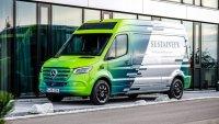 Mercedes-Benz показа електрически ван с 1000 км пробег