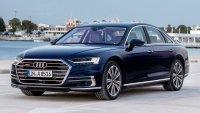 """Audi A8 също получи """"умно"""" окачване"""