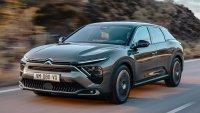 Новият флагман на Citroen: по малко седан, комби и SUV