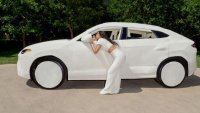 Ким Кардашян произведе най-уродливото Lamborghini
