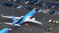 Паркинги във Вашингтон са превзети от самолети