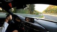 Когато пилот от Формула 1 подкара обикновен автомобил