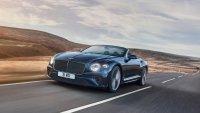 Bentley представи най-бързото си кабрио