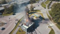 Взрив на водородна станция в Норвегия блокира 500 коли