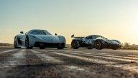 Двата нови модела на Koenigsegg излязоха на пистата