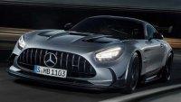 Mercedes потвърди мощността на суперкупето си