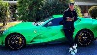 Ferrari осъди моден дизайнер
