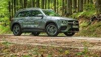 Необикновеният Mercedes: тестване новия GLB 250