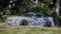 Какво да очакваме от новия Mercedes-AMG SL?
