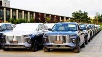 Китайският Rolls-Royce вече е на европейска земя